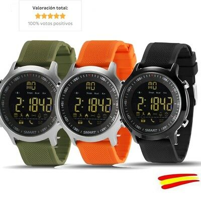 Reloj Inteligente Lemfo EX18 Bluetooth For Android iOS Phone Smartwatch. ESPAÑA