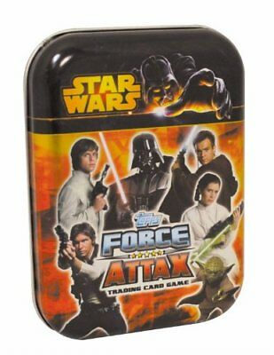 Topps TO00388 Star Wars Force Attax Movie Card Collection 3 Mini-Tin