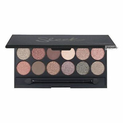 Sleek MakeUp i-Divine Mineral Based Eyeshadow Palette Shade Goodnight Sweetheart