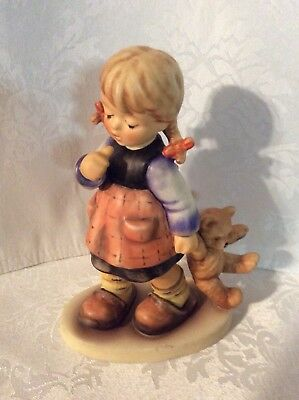 "Hummel #2164 ""Me And My Shadow"" Goebel Limited Ed 100th Anniversary"