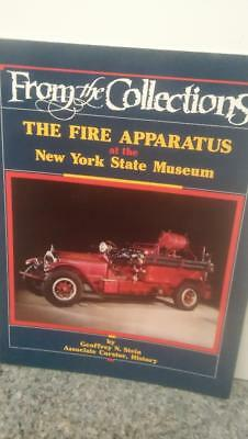 THE FIRE APPARATUS at the NEW YORK STATE MUSEUM by GEOFFERY N. STEIN