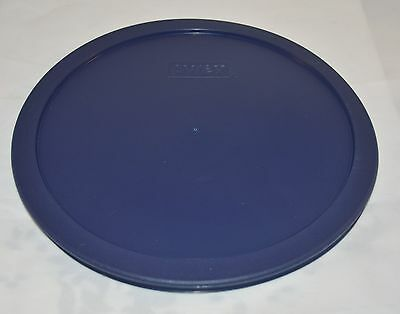 NEW Pyrex Blue Plastic Lid Cover for 10Cup 2.5ltr Sculptured Round Bowl 7403-PC