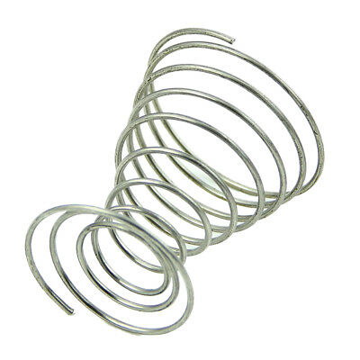 1Pc Stainless Steel Spring Wire Tray Egg Cup Boiled Eggs Holder A1I5