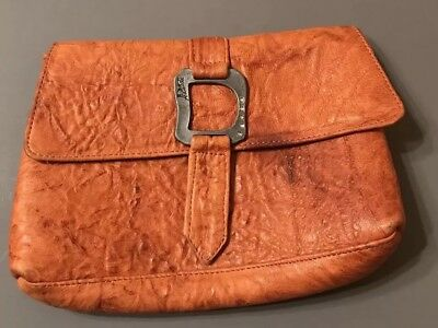 Anat Marin Vintage Addore Leather Belt Pouch