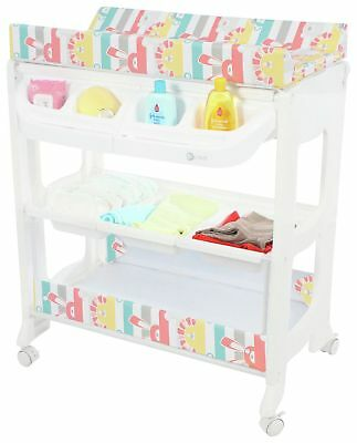 My Child Peachy Changing Station with Bath - Multizoo: The Official Argos Store