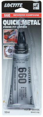 NEW Loctite 660 Quick Metal Press Fit Repair 50ml 66040