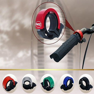 90db Mini Invisible Bicycle Bell Bike Horn Ring for 22.2-24MM/31.8mm Handlebar