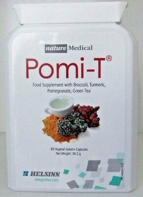 Pomi-T 60 Pholyphenols capsules ~ Best price on e-Bay