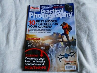 Practical Photography August 2017