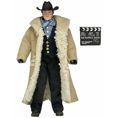 The Hateful Eight 8 Quentin Tarantino The Writer & Director action figur Neu