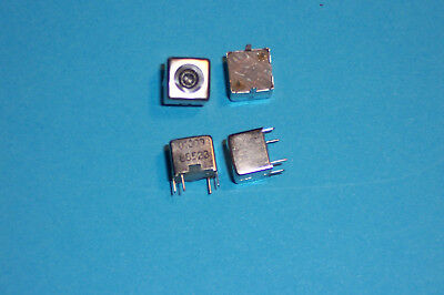 RF Coil inductor adjustable 0.04uH Shielded Toko E543 Type NOS Qty. 4