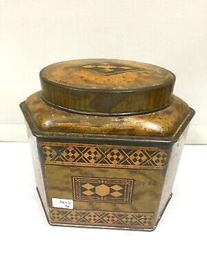 Collectable William Crawford Biscuit Tin
