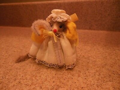 Little Mouse Factory Mouse With Shephards Hook Bo Peep Fast Free Shipping