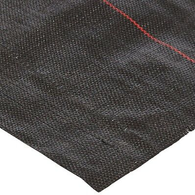 Mutual WF200 Polyethylene Woven Geotextile Fabric 300' Length x 6' Width