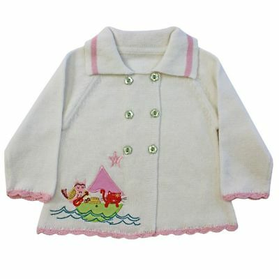 Powell Craft Pram Coat 0-6, 6-12, 12-18 and 18-24 months