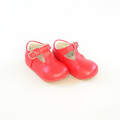 Zapatos color Rojo marca Bubble bobble  19