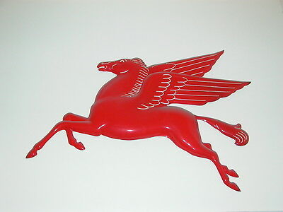Mobilgas Original Pegasus Sign