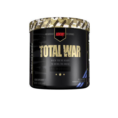 Original Strong Formula REDCON1 TOTAL WAR 30 SERVES WATERMELON PRE WORKOUT