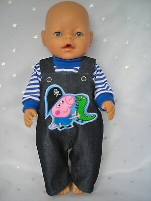 Play N Wear Doll Clothes For 17 Quot Baby Born Candy Pink