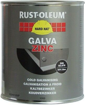 RUST-OLEUM V2117838 BRIGHT Galvanizing Compound Spray, 20 oz - 3