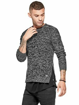 G By Guess Men's Echo Marled Sweater