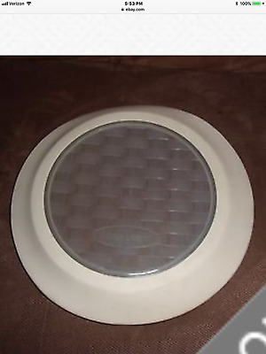 Longaberger Silicone Pie Large Mixing Bowl Cover