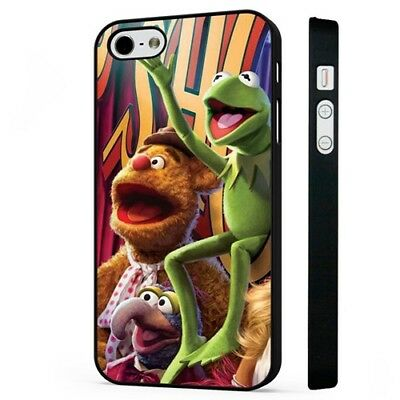 The Big Muppet Show Jim Henson BLACK PHONE CASE COVER fits iPHONE