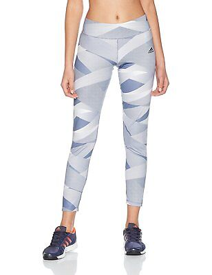 Adidas Ultimate Print Collants de course BQ7192 taille S