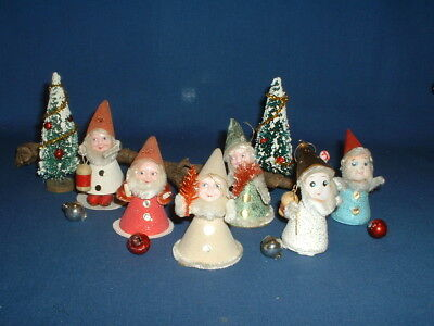 That interfere, Japan vintage elf ornaments are absolutely