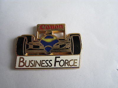 PIN'S CANON BUSINESS FORCE signé DRAGO  (ref CC003)