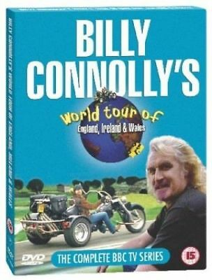Billy Connolly World Tour Dvd