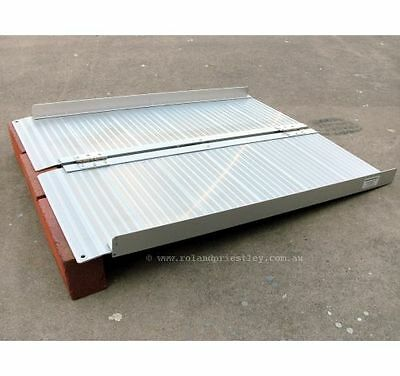 Single Fold Wheelchair Ramp 3 ft or 91.5 cm - Brand New