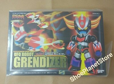 Fewture Action Toys Es Gokin Goldrake Grendizer Spazer Sd Deformed Disponibile