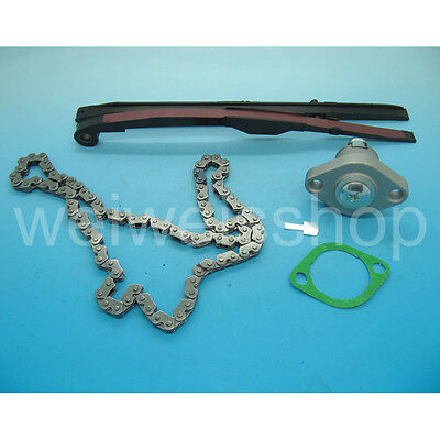 Cam Chain Tensioner Kits rubber guide Cam chain Gy6 125cc 150cc QMI152 QMJ157