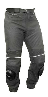 Rjays Diablo Pants - Black With Knee Sliders - Size 34
