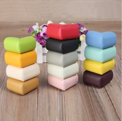 4pcs Baby Infant Soft Safety Cushion Protector of Table Corner Angle Thicker