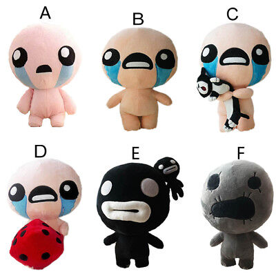 The Binding of Isaac Afterbirth Isaac Plush Toys Cute Soft Stuffed Doll for Kids