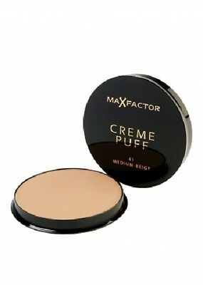 Cipria Max Factor Creme Puff - 41 medium beige