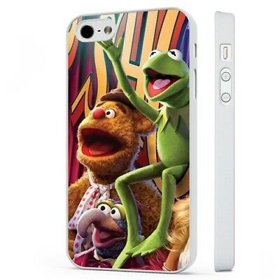 The Big Muppet Show Jim Henson WHITE PHONE CASE COVER fits iPHONE