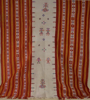 Selimut (man's cloth) from the village Oinlasi Timor Indonesia Indonesie