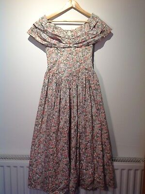 homemade vintage bridesmaids dress/ball gown, size 10