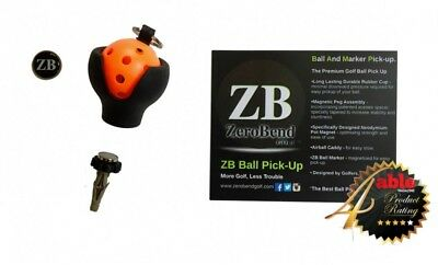 ZB Ball Pick-up - Golf Accessories - Golf Ball Pickup - Colour Collection