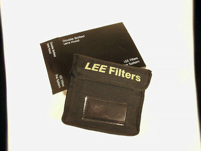 """NEW LEE Filters Double Slotted Lens Hood LH2S for 100mm(4"""") resin holder system"""