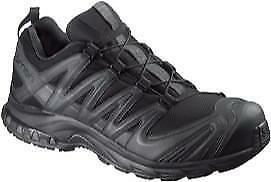 Salomon Forces Assault - XA Pro 3D Forces (Black) in Black/Autobahn/Black