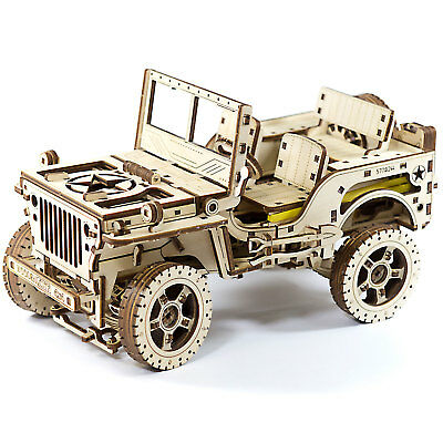 Wooden.City: Jeep 4x4