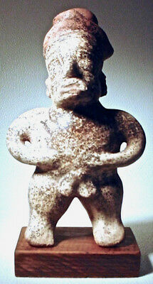 Pre-Columbian Early Male Figure, Ex Sotheby '77