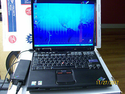 IBM Thinkpad T30 2366 Laptop Pentium 4 M 2GHz XP Pro    Very Nice!