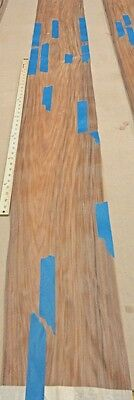 ONE VERY RARE BRAZILIAN ROSEWOOD VENEERS,CITES PRE BAN 60 YEARS 1//42 IN  NOS