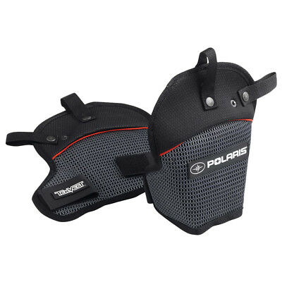 Polaris Men's Snowmobile Adjustable PowerSport Protection Tekvest Shoulder Pads