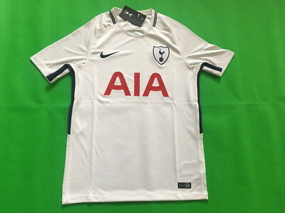 Tottenham Hotspur Home Small, Medium, Large, Extra Large and XXL Shirt 2017/18